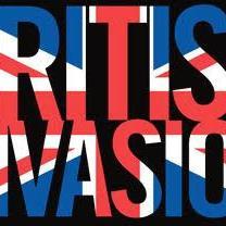Invasão Britânica anos 60