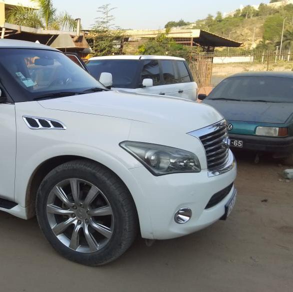 Lubango,PAMBALAS de carro