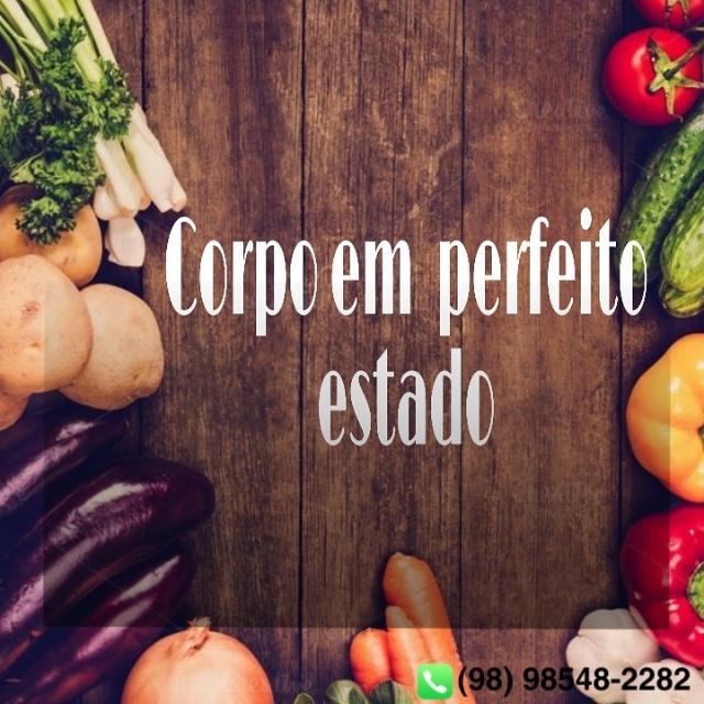 Corpo em perfeito estado❤