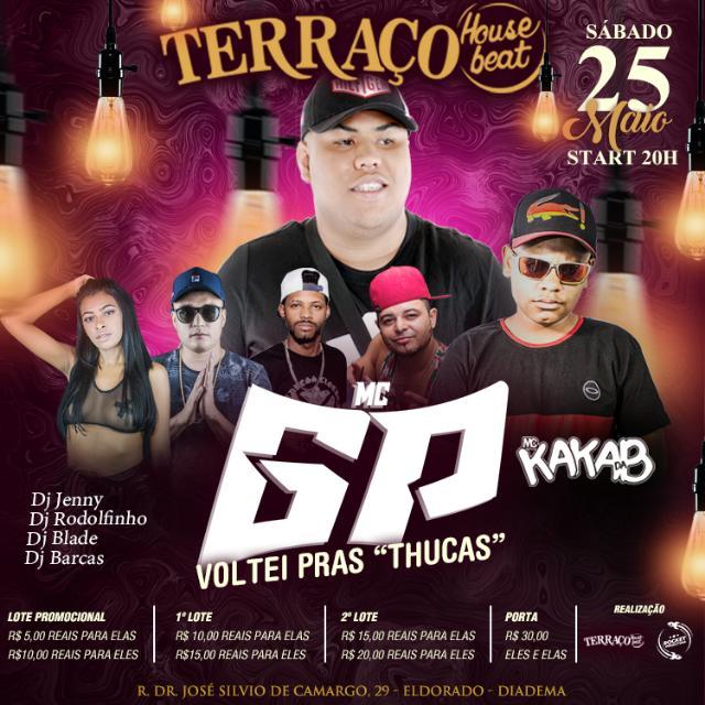 McGP -TERRAÇO HOUSE 25/05