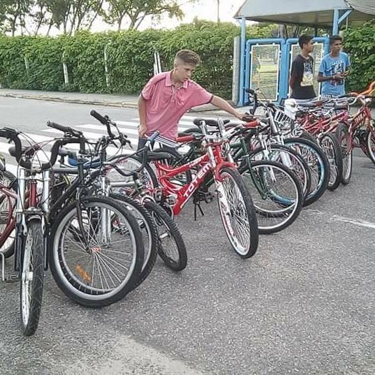 Grau de bike